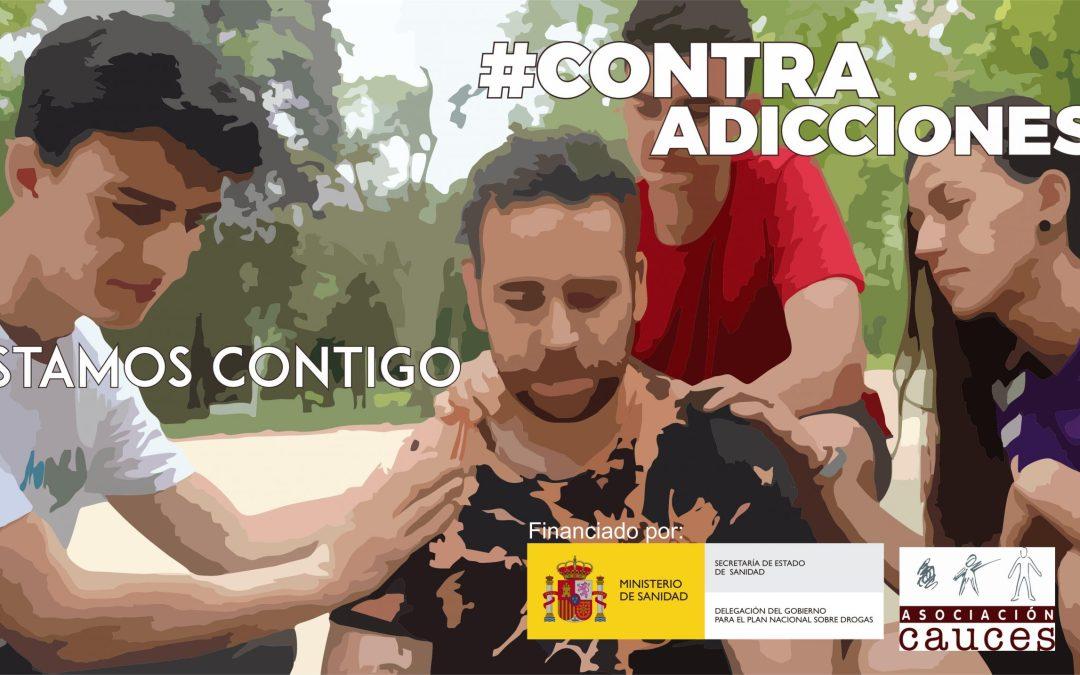 Campaña de Prevención de Adicciones 2021 #ContraAdicciones
