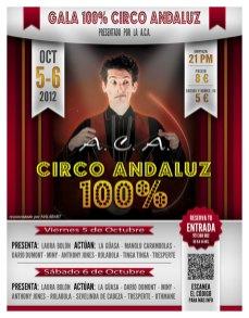Programa Gala Circo ACA