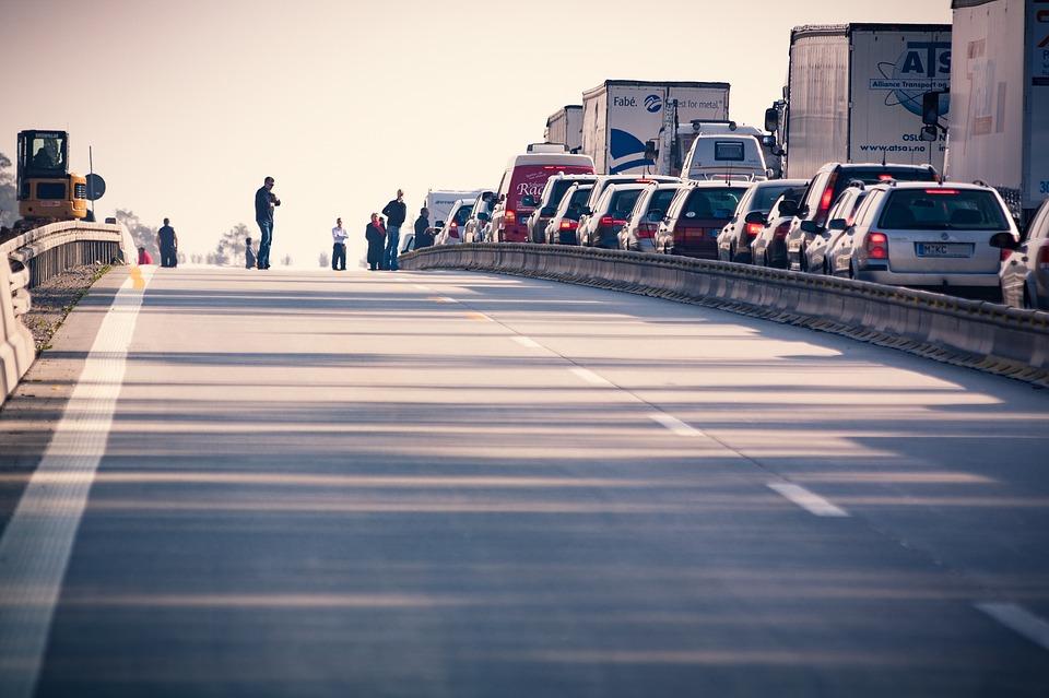 El fin de semana termina con 10 fallecidos en las carreteras