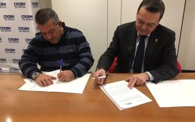 CROEM y Asociación DIA acuerdan colaborar en la promoción de la seguridad vial