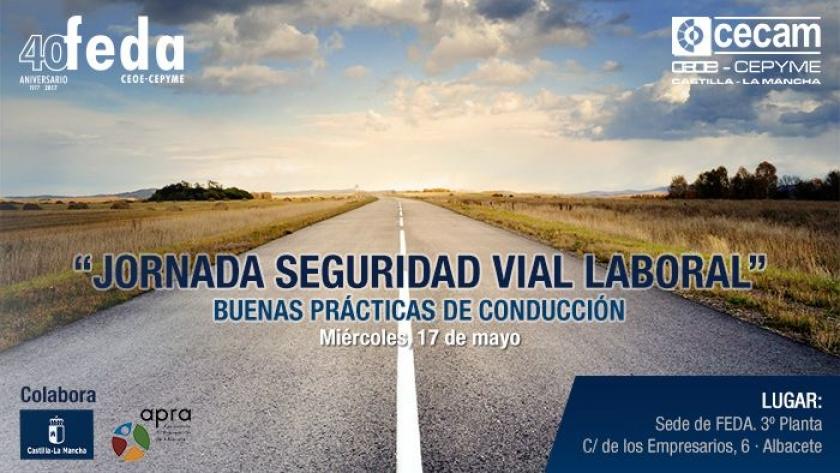 La FEDA organiza una jornada de trabajo por la seguridad vial laboral