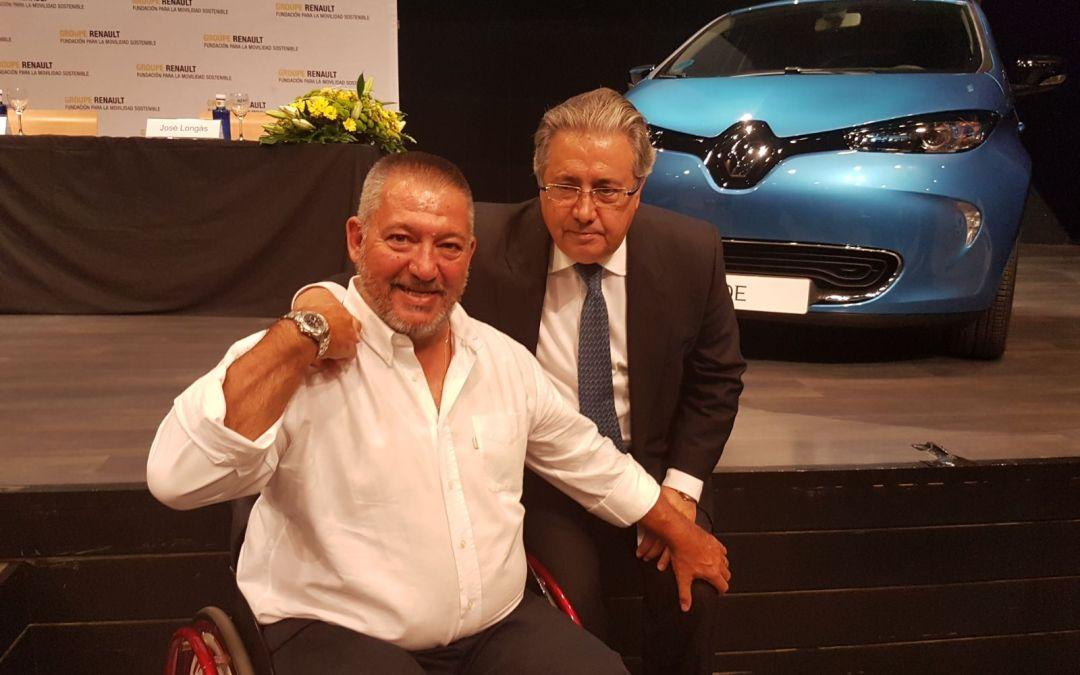Premio Movilidad Responsable Renault