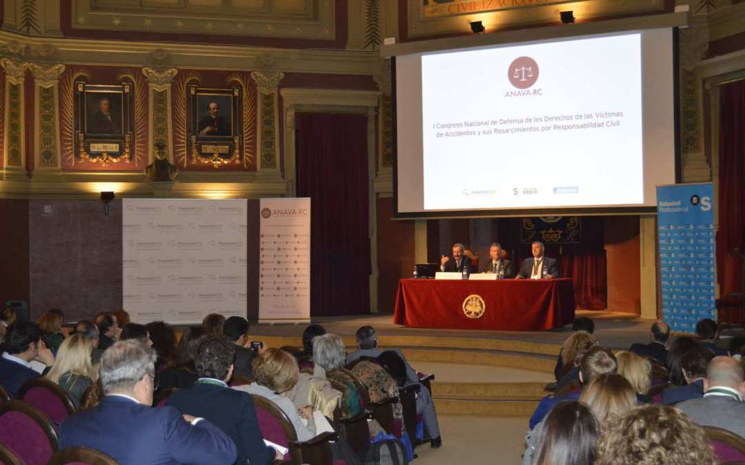 Más de 130 despachos de toda España se unen para defender los derechos de las víctimas de accidentes y la modificación del baremo