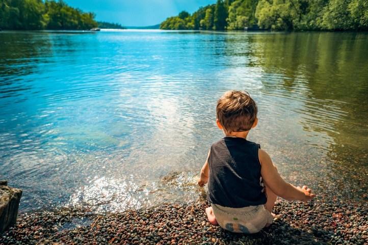 prevenir los ahogamientos infantiles SIMULACRO DE AHOGAMIENTO