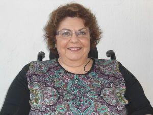 Foto de la tesorera Antonia Jiménez