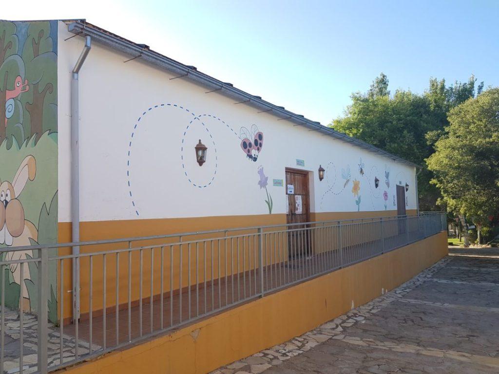 Sala de usos multiples  VI Foro Andaluz de Galms