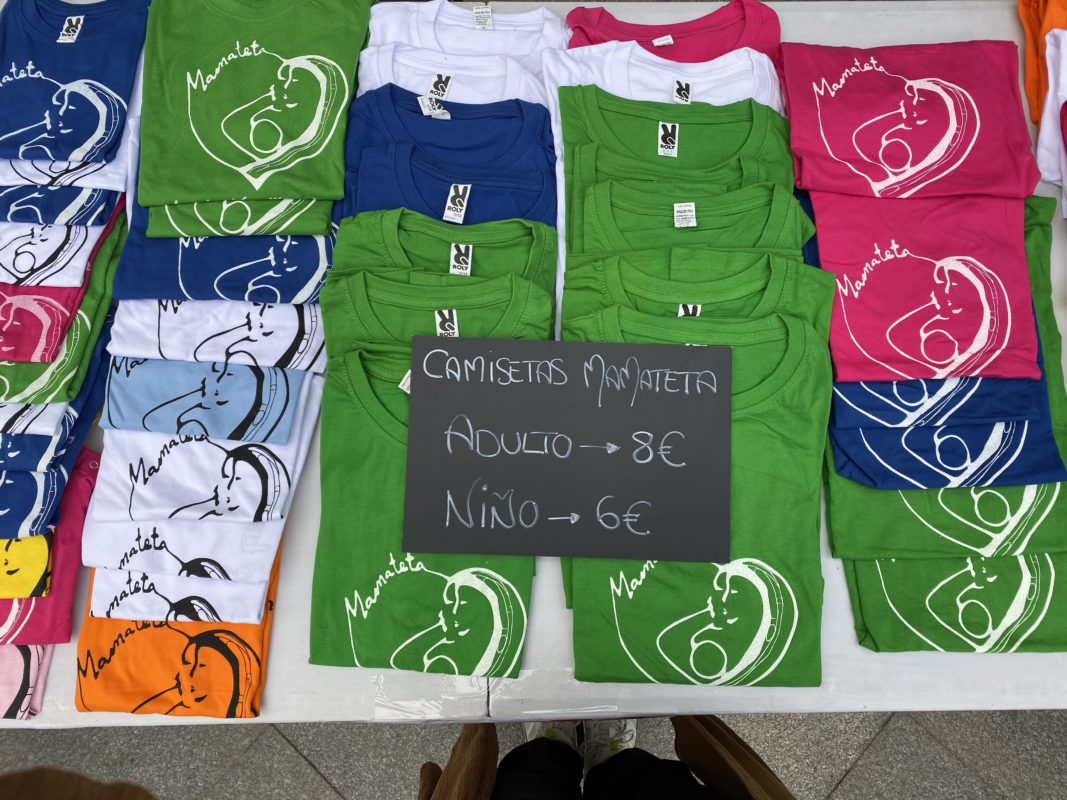 Camisetas mamateta
