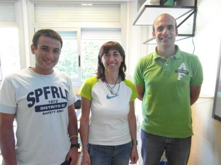 Universidad Valencia, UMH y PROFESPORT