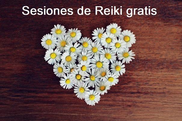 Sesiones Reiki gratis junio