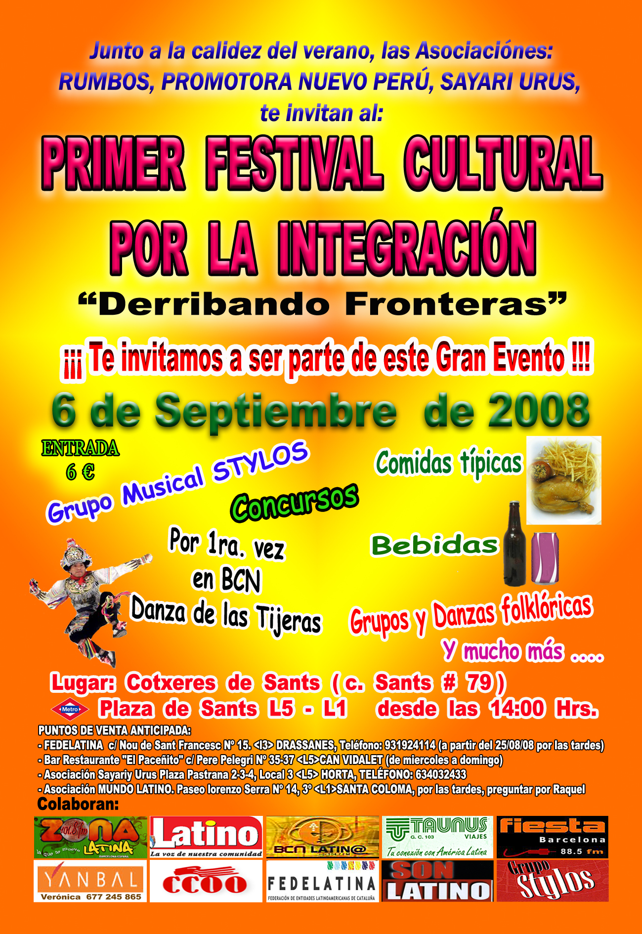 Festival 6 de Septiembre 2008