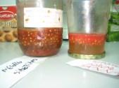 Fermentación de semilla de tomate