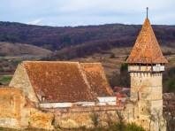 La Pelisor-Magarei, Transilvania, Romania