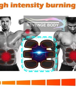 REVENGE BODY EMS ABS Toner & Body Muscle Trainer