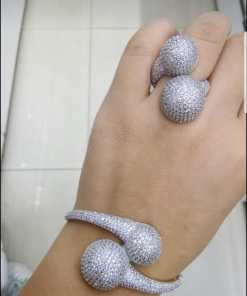 Bangle and Ring Jewellery Set