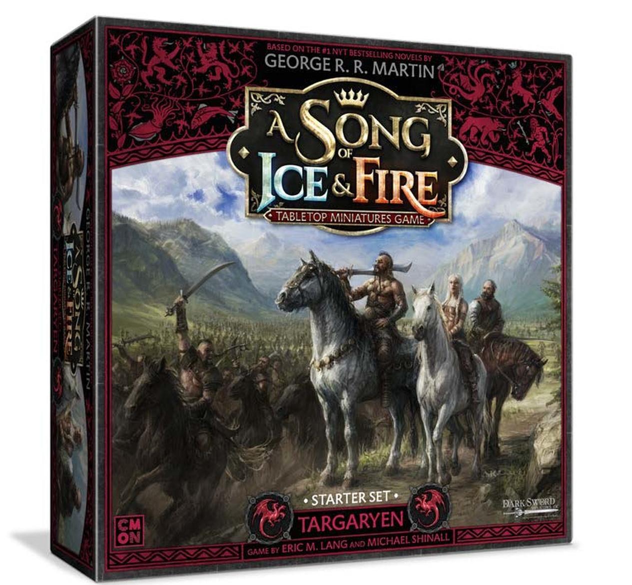 Targaryen Boite de Jeu US preview