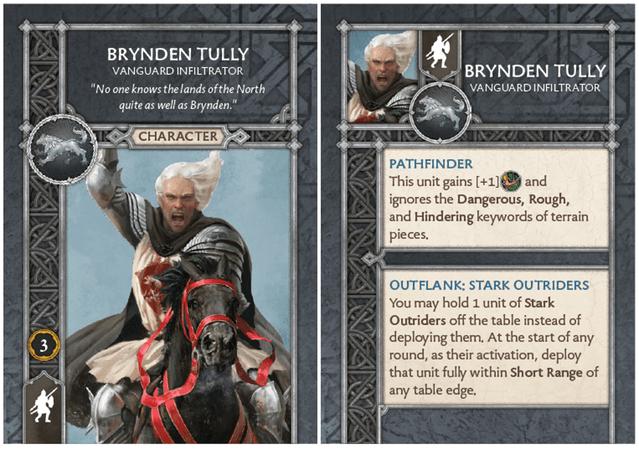 Brynden Tully - Vanguard Infiltrator