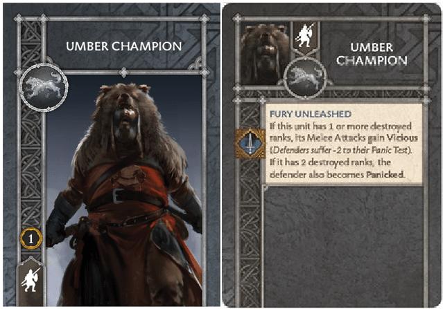Umber-Champion