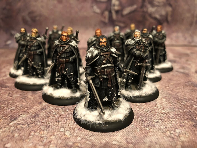 Veterans of the Watch, A Song of Ice and Fire Miniatures Game