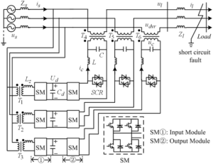 Design Considerations of a Fault Current Limiting Dynamic