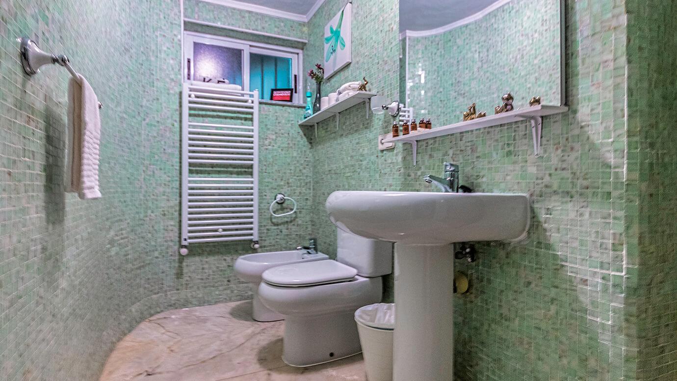 Costa-Blanca, Jávea, Casa-Asombrosa, uitzicht, Ingang, villa, gasten, badkamer