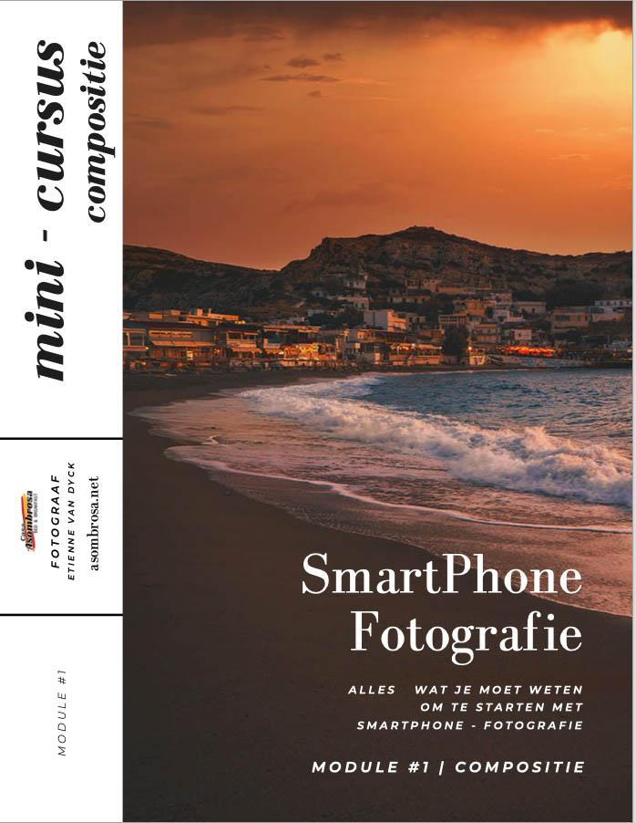 Boekomslag, Smartphone fotografie, deel #1, Compositie