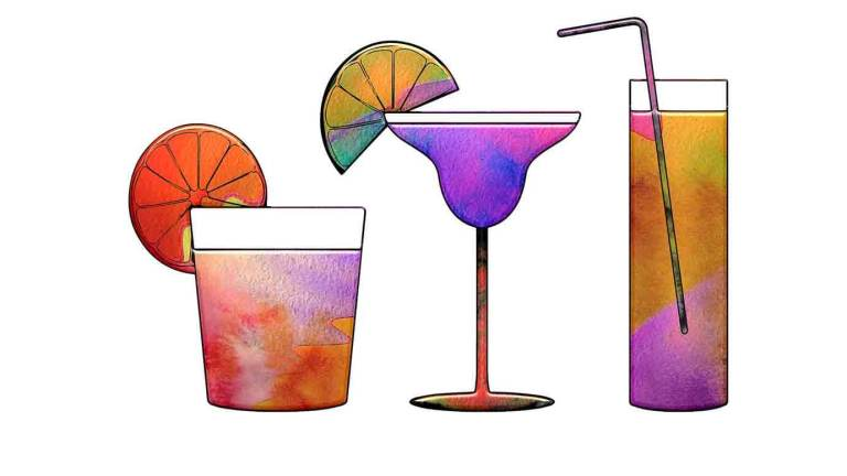 B&B Casa Asombrosa, Cocktails