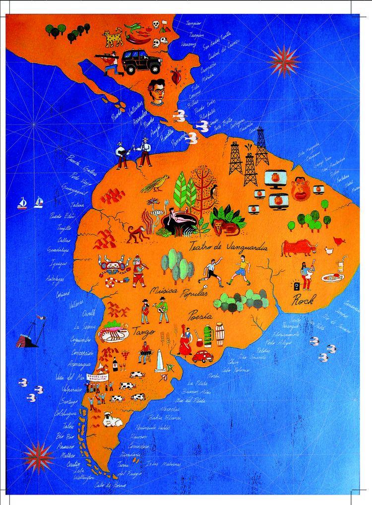 Herencia de la cultura africana en america latina for Imagenes de productos americanos
