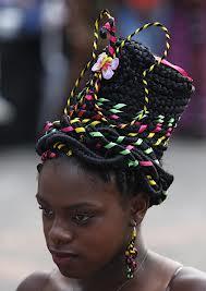 Afrocolombianos Constumbres Vestuario Peinados Y Artesanias