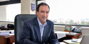 Doctor Andrés Ortiz Gómez- Secretario de Planeación Distrital de Bogotá