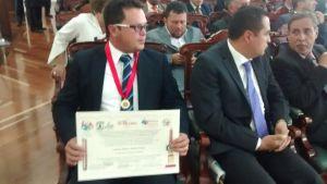 Doctor CAMILO ALBEIRO PARDO MUÑOZ, Ex alcalde del municipio de  chipaque ( Cundinamarca)