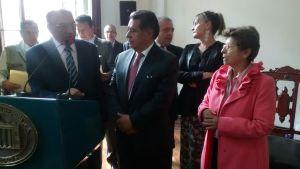 ELEAZAR GONZÁLEZ , Alcalde del Municipio de Soacha (Cundinamarca)