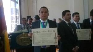 Doctor ZAMIR SOTELO MONROY- Alcalde del municipio de Saboyá (Boyacá)