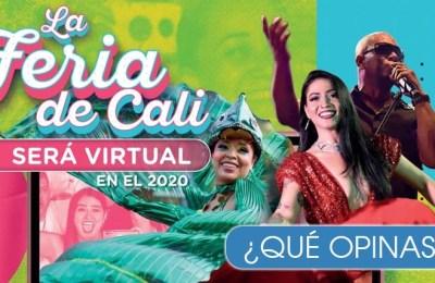 Ospina confirma que Feria de Cali 2020 será virtual por la pandemia.