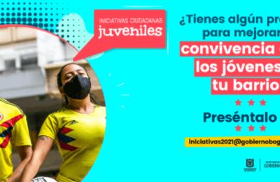 ¡PASO A PASO PARA PRESENTAR TU INICIATIVA CIUDADANA JUVENIL VERSIÓN 2021!