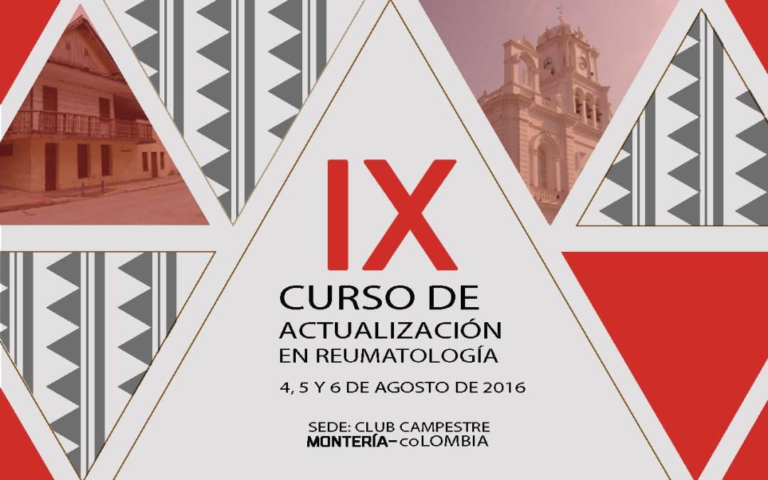 IX Curso de Actualización – Montería