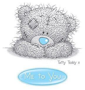 "Мишки Teddy ""Me to You"""