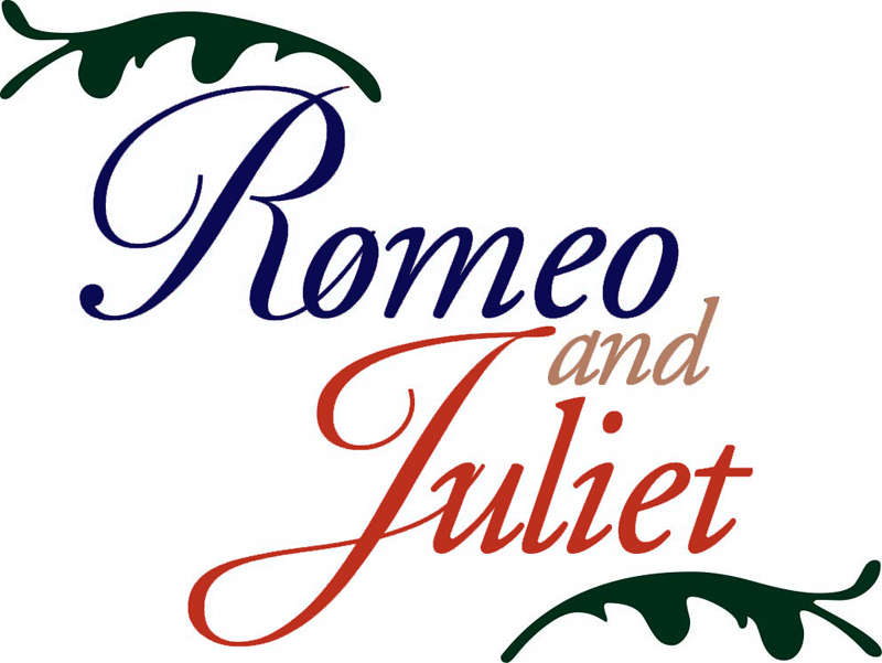 "First Folio's ""romeo And Juliet"" At Wayne Township"