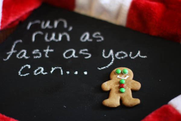 Kid Friendly Gingerbread Cookie Recipe