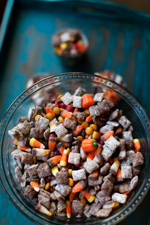 Nutella Puppy Chow for Halloween-4281