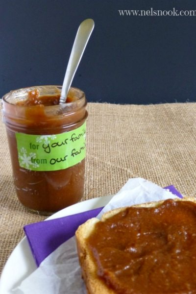 easy crockpot apple butter