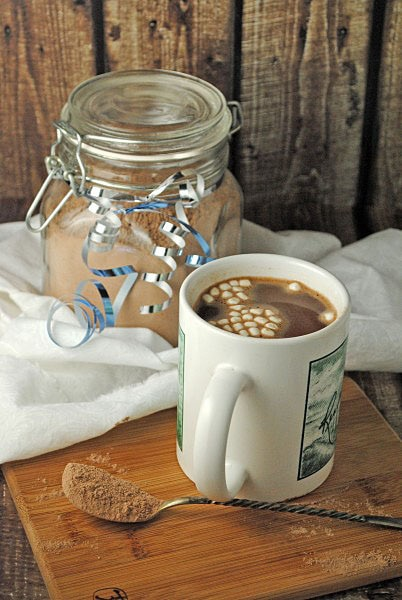 Mexican Hot Cocoa Mix 3 ~ Bake, Craft, Sew!