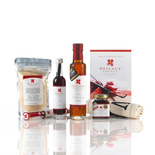 Baker's Ultimate Vanilla Gift Pack from Heilala