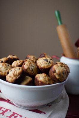 Granny's Raisin Bran Muffins