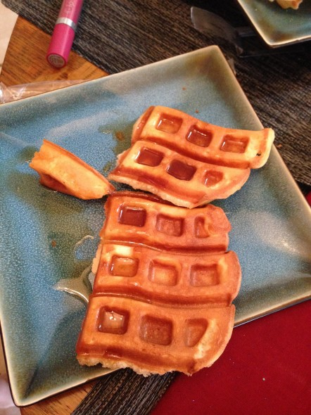 mikes waffles