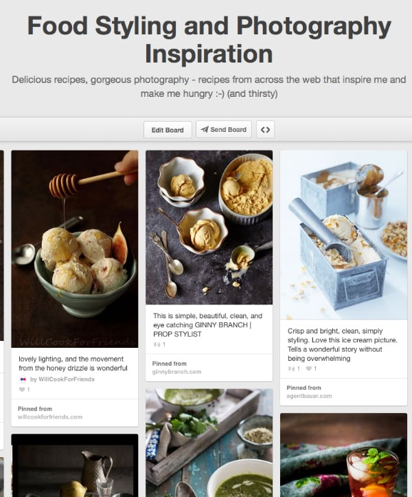 Food Photography and recipe inspiration pinterest board | A Southern Fairytale