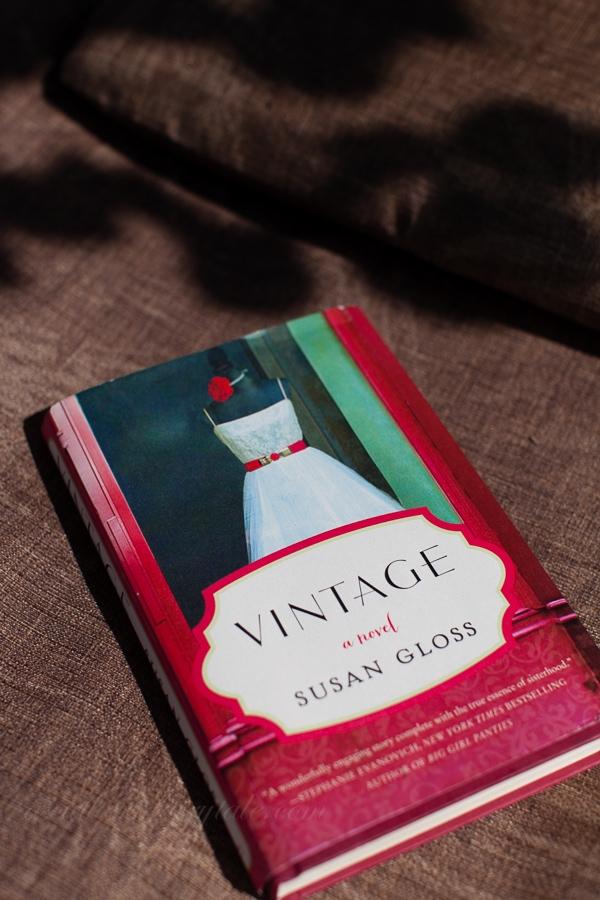 Vintage:  A Novel by Susan Gloss