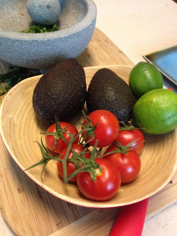 guacamole ingredients | A Southern Fairytale