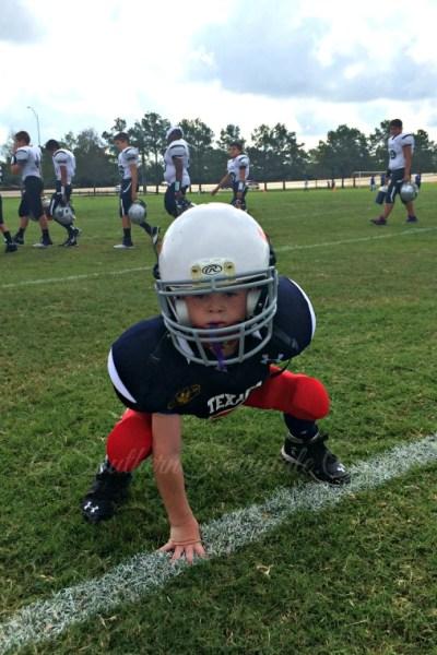 my little FO1 Texans Football player | A Southern Fairytale