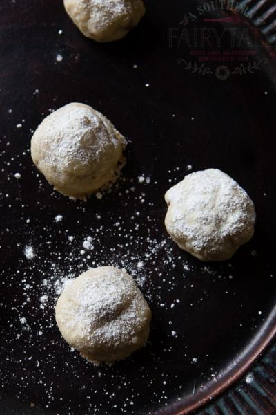sugar snowball cookies