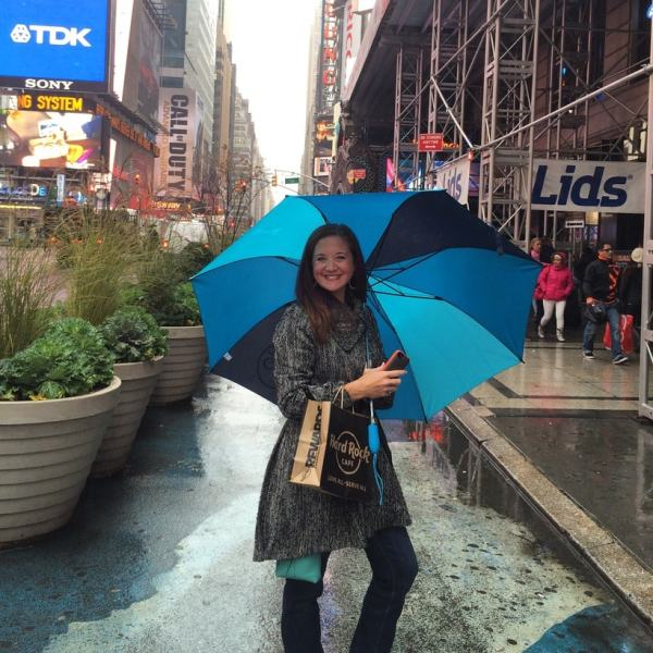 A Southern Fairytale in Times Square